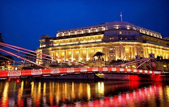 新加坡河优化工程