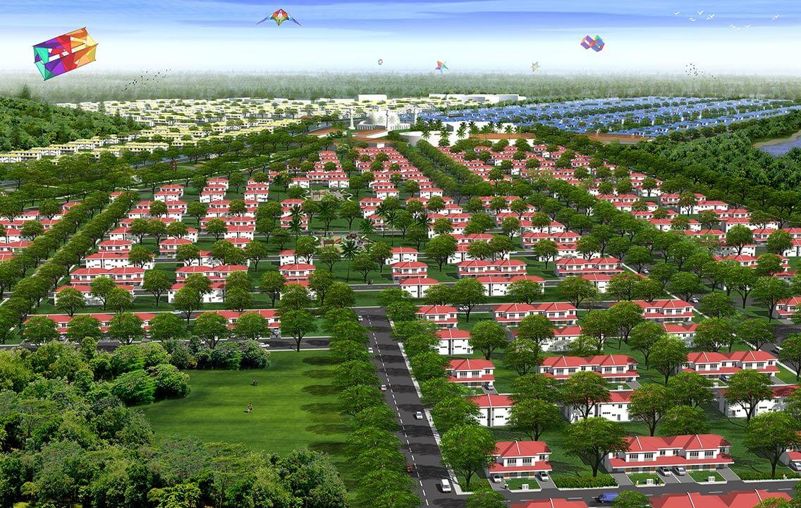 汶莱公共住房