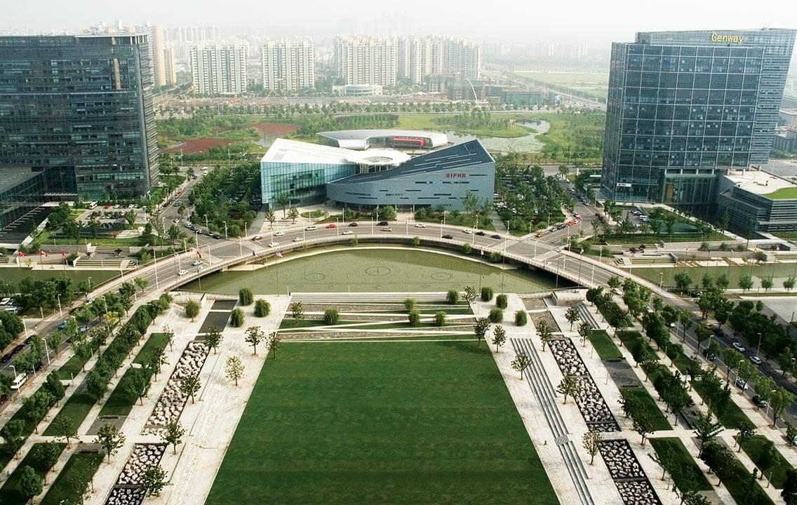 中国-新加坡苏州工业园区