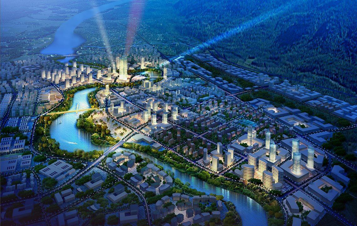Chongqing Liangjiang New Area