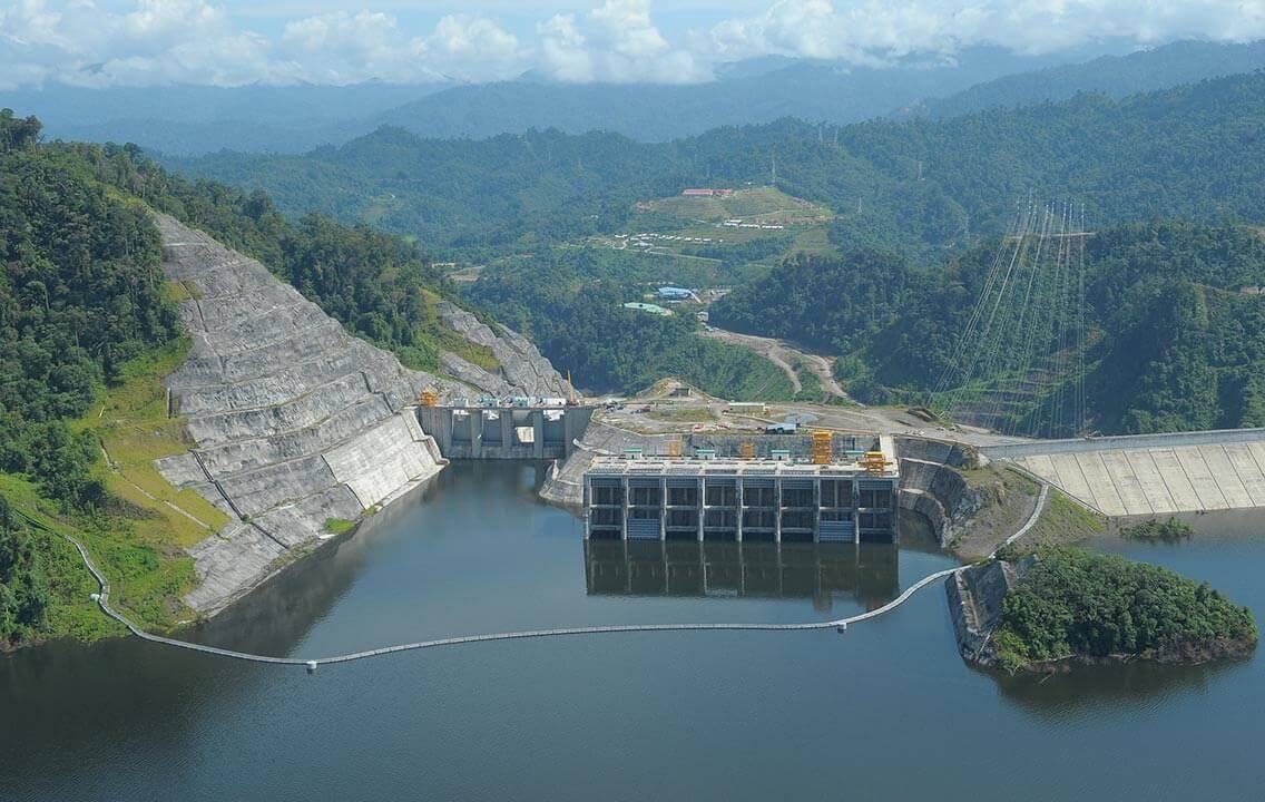 巴库水力发电厂
