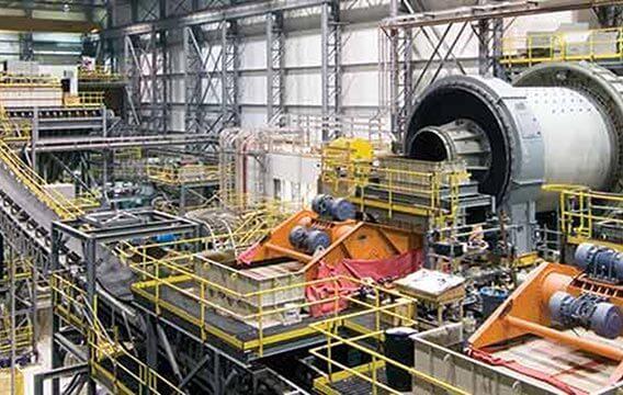 维克多矿山维护及供应链提高项目