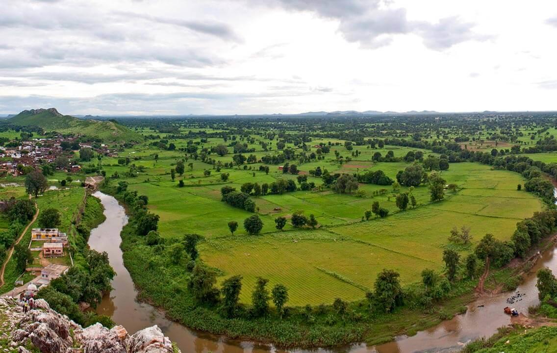 三河灌溉项目