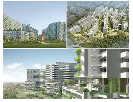 tampines north hdb project surbana jurong project design competition