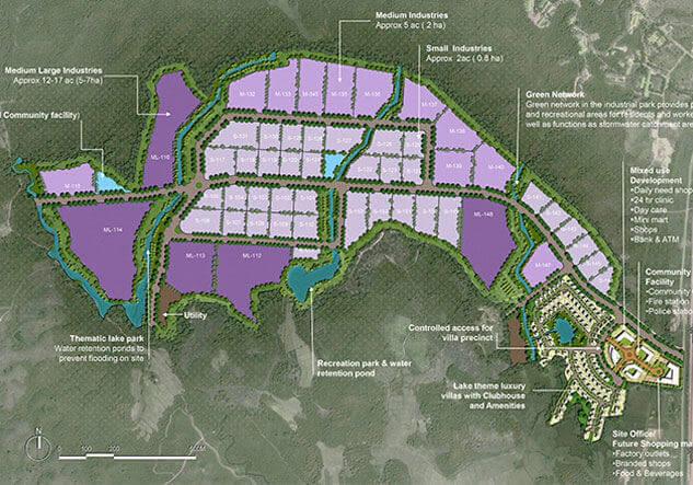 engineering and architecture Myanmar masterplanning Yangon