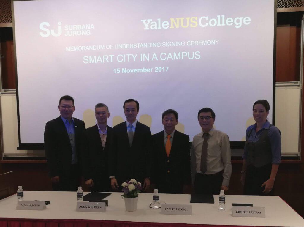 next generation smart city solutions NUS