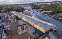 Surbana Jurong pulls off civil engineering achievement with move of Darlington bridge in Australia