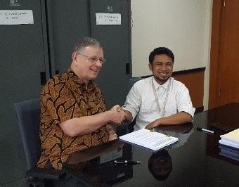 sewerage scheme in Indonesia