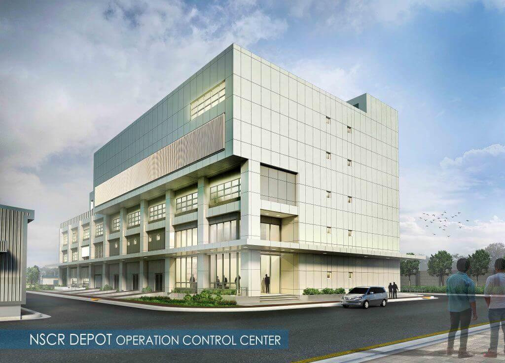 NSRC operation control centre in Manila