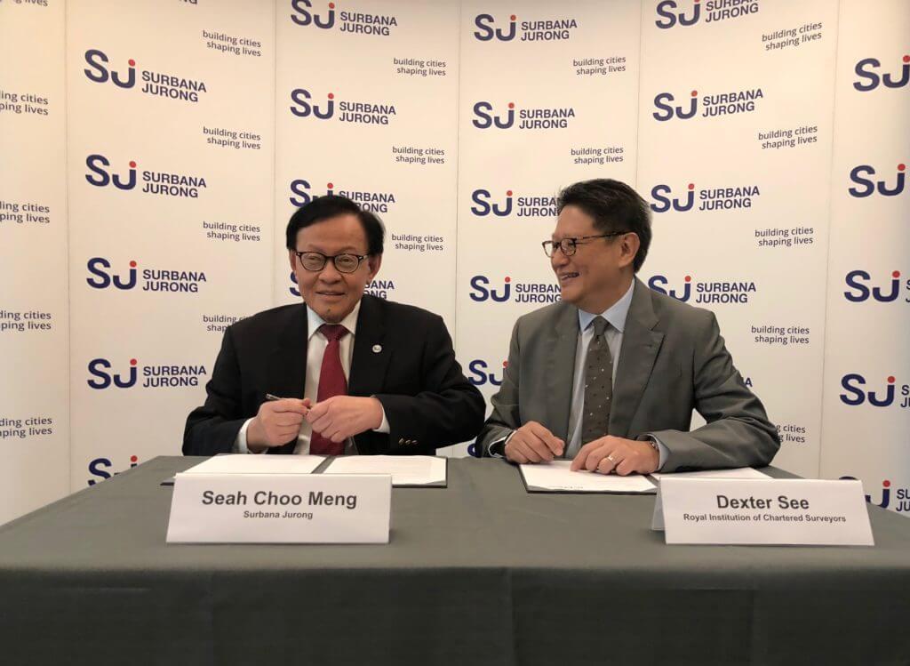 ICMS RICS SJ quantity surveyor Seah Choo Meng