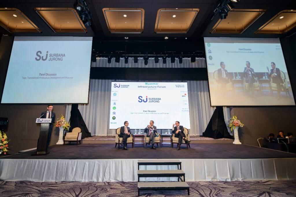 Myanmar infrastructure forum