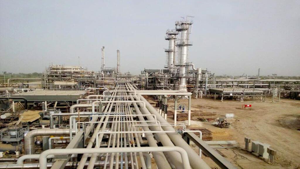 Pakistan Petroleum Limited PPL gas processing facilities