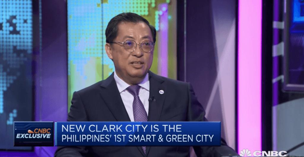 New Clark City Philippines smart city