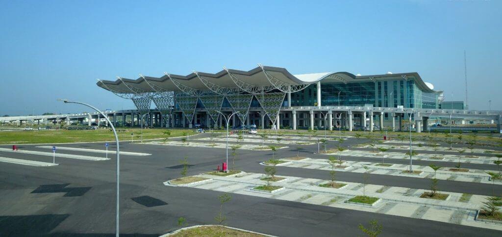 Indonesia feasibility study Kertajati international airport
