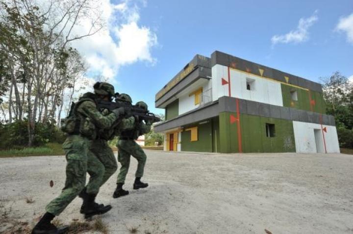 慕莱城市实弹射击基地(MULFAC)