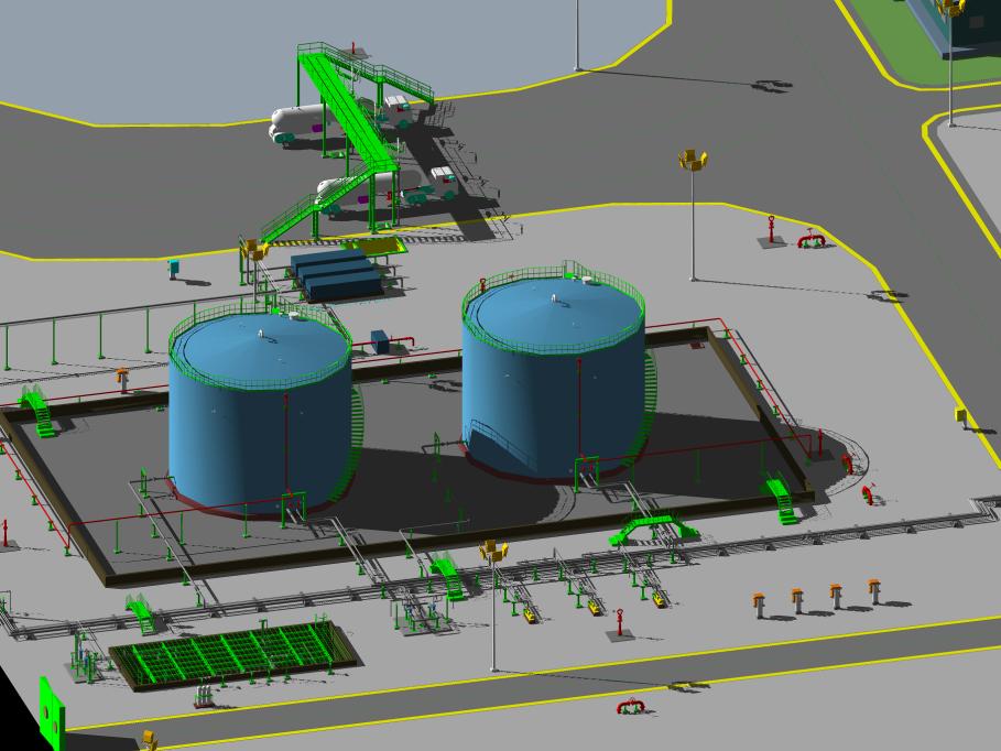 biggest oil and gas storage terminal Ethiopia