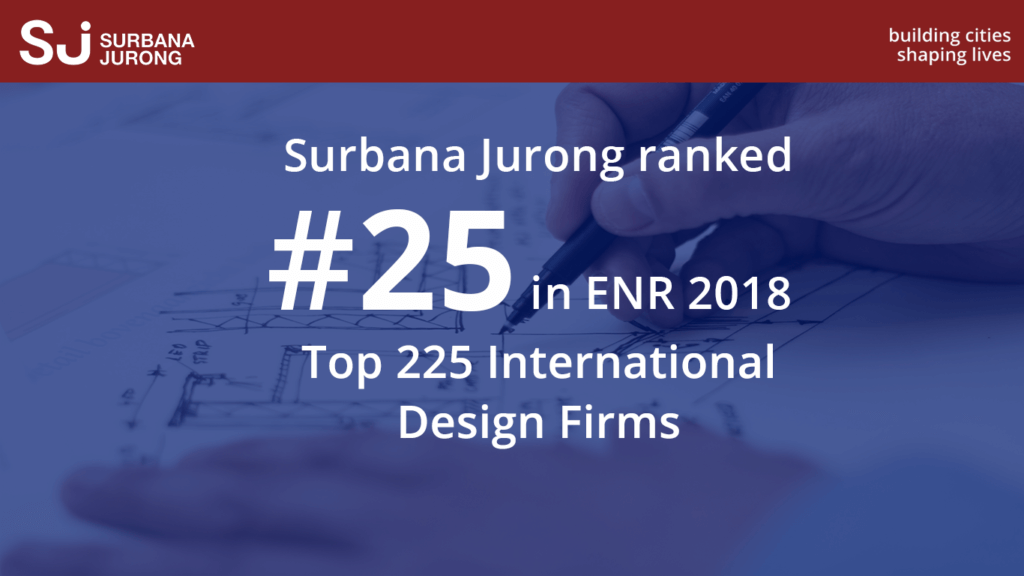 ENR 2018 Surbana Jurong