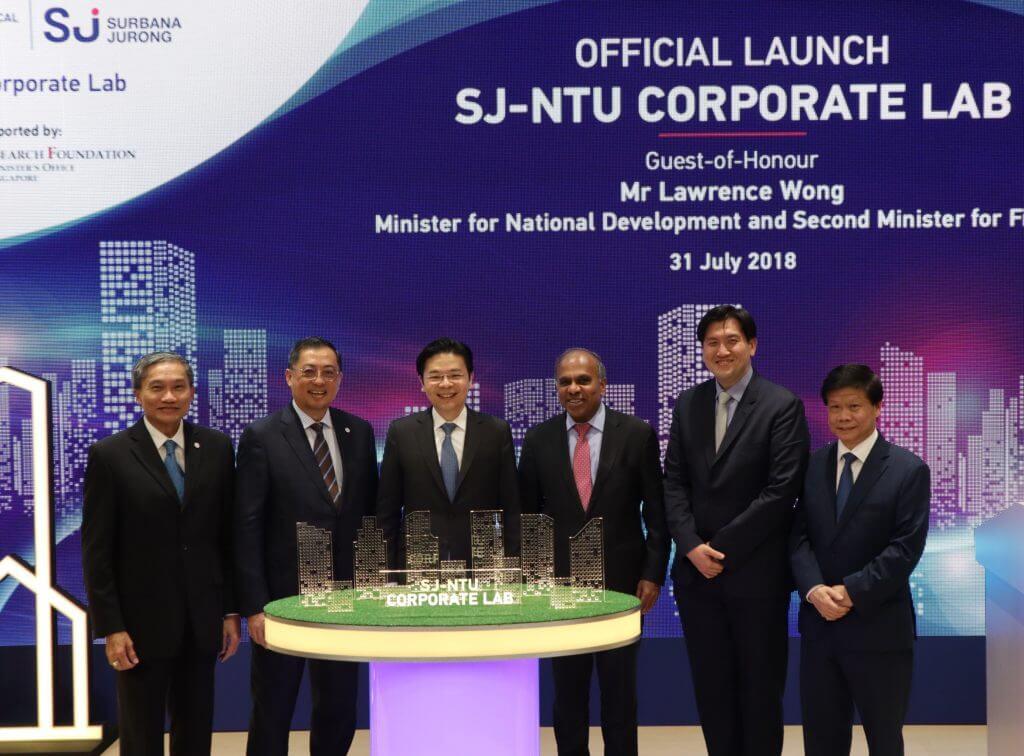 SJ NTU Corporate Lab