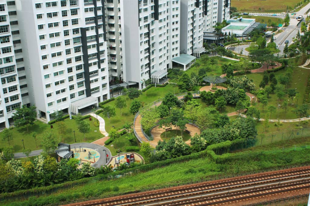 Keat Hong Woods HDB Awards architecture design