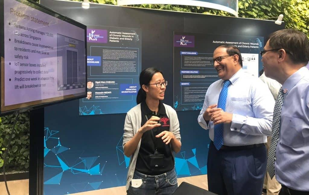 Surbana Jurong partners AI Singapore and SMU to enhance predictive lift maintenance system