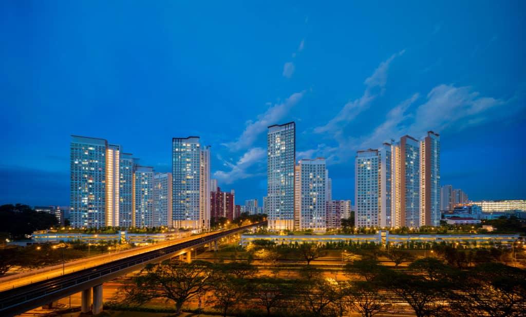 Skyline I & II @ Bukit Batok HDB Awards Design